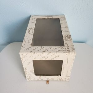 Other - Cantainer Drop-front storage shoe box